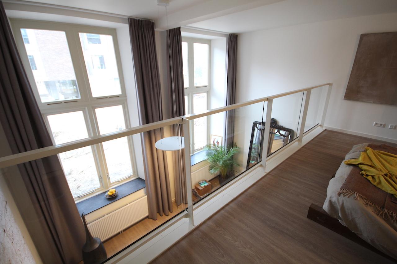 Loftwoningen – Leiden